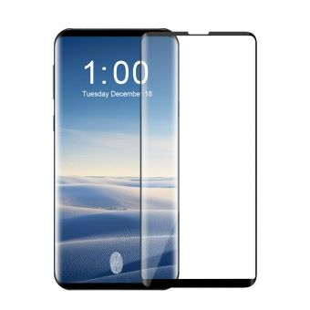 Samsung S10E Tempered Glass Screen Protector - Black
