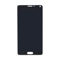 Samsung Note 4 without Frame Replacement Part - Black (NO LOGO)