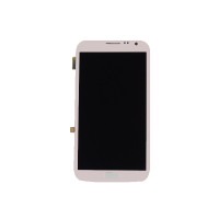 Samsung Note 2 without Frame Replacement Part - White (NO LOGO)