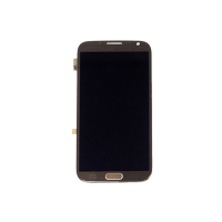 Samsung Note 2 without Frame Replacement Part- Grey (NO LOGO)