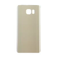 Samsung Note 5 Back Cover - Gold (NO LOGO)