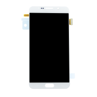 Samsung Note 5 without Frame Replacement Part - White (NO LOGO)