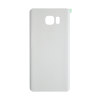 Samsung Note 5 Back Cover - White (NO LOGO)