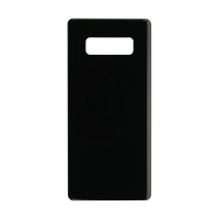 Samsung Note 8 Back Cover - Black (NO LOGO)