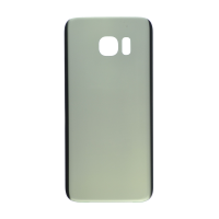 Samsung S7 Edge Back Cover - Coral Blue (NO LOGO)