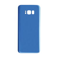 Samsung S8 Plus Back Cover - Blue (NO LOGO)
