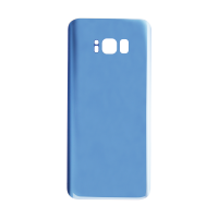 Samsung S8 Back Cover - Blue (NO LOGO)