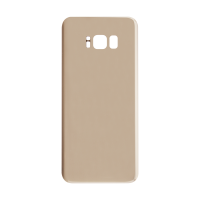 Samsung S8 Plus Back Cover - Gold (NO LOGO)