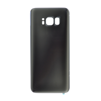 Samsung S8 Back Cover - Silver (NO LOGO)
