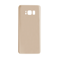 Samsung S8 Back Cover - Gold (NO LOGO)