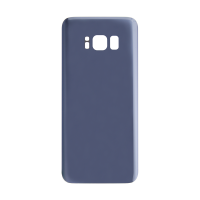 Samsung S8 Back Cover - Gray (NO LOGO)