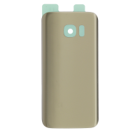 Samsung S7 Back Cover - Gold (NO LOGO)