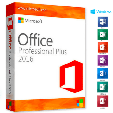 Microsoft Office Professional Plus 2016 - Instant Delivery - Original NEW Key Code! - Digibeyk