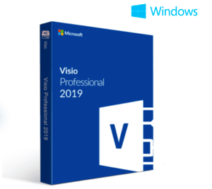 Microsoft Visio Professional 2019 - Instant Delivery - Original NEW Key Code! - Digibeyk