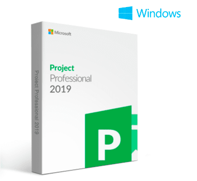 Microsoft Project Professional 2019 - Instant Delivery - Original NEW Key Code! - Digibeyk