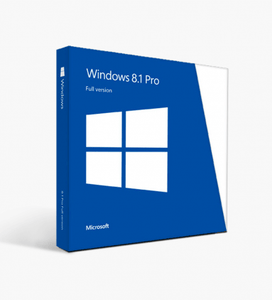 Microsoft Windows 8.1 Professional - Win 8.1 Pro - License Code Key - Original NEW - Digibeyk