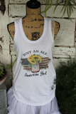 Just An All American Girl Tank Top