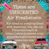 See the World Vintage Truck and Camper, Car Air Fresheners for Essential Oils