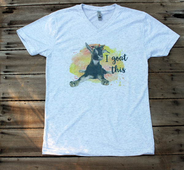 I Goat This Graphic Tee Shirt