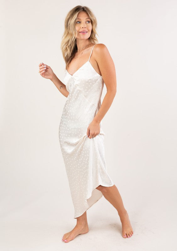 Zarai Slip Dress