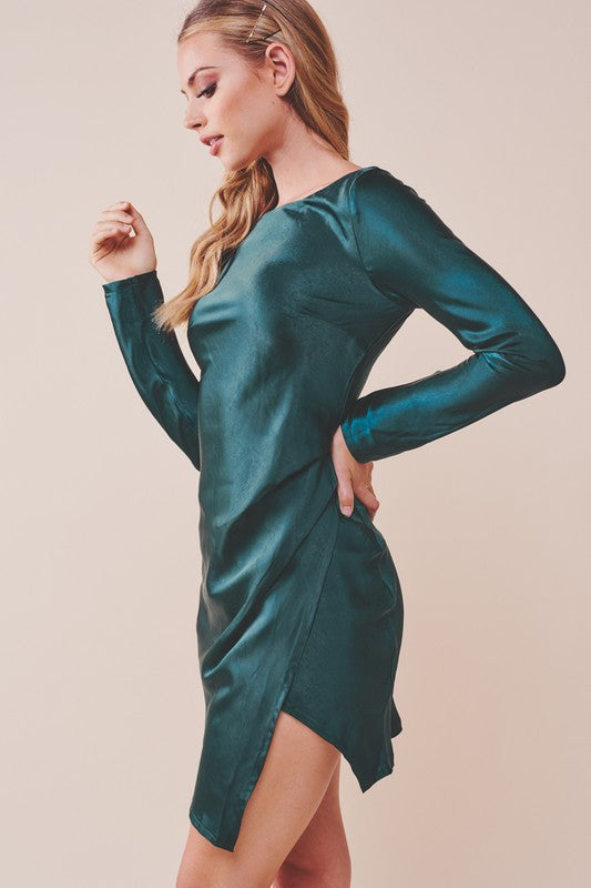 Vivi Dress - Emerald
