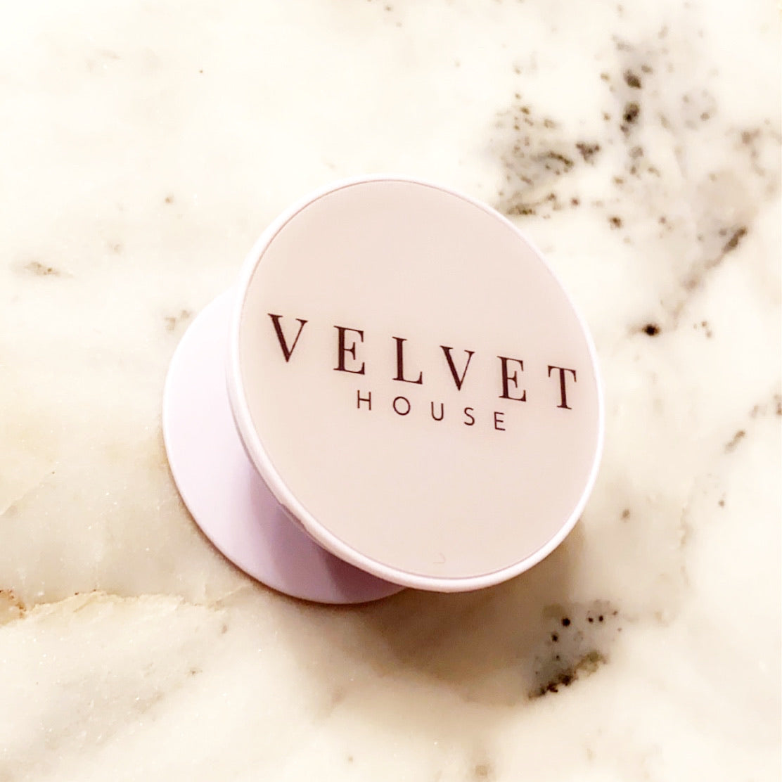 Velvet House Pop Socket