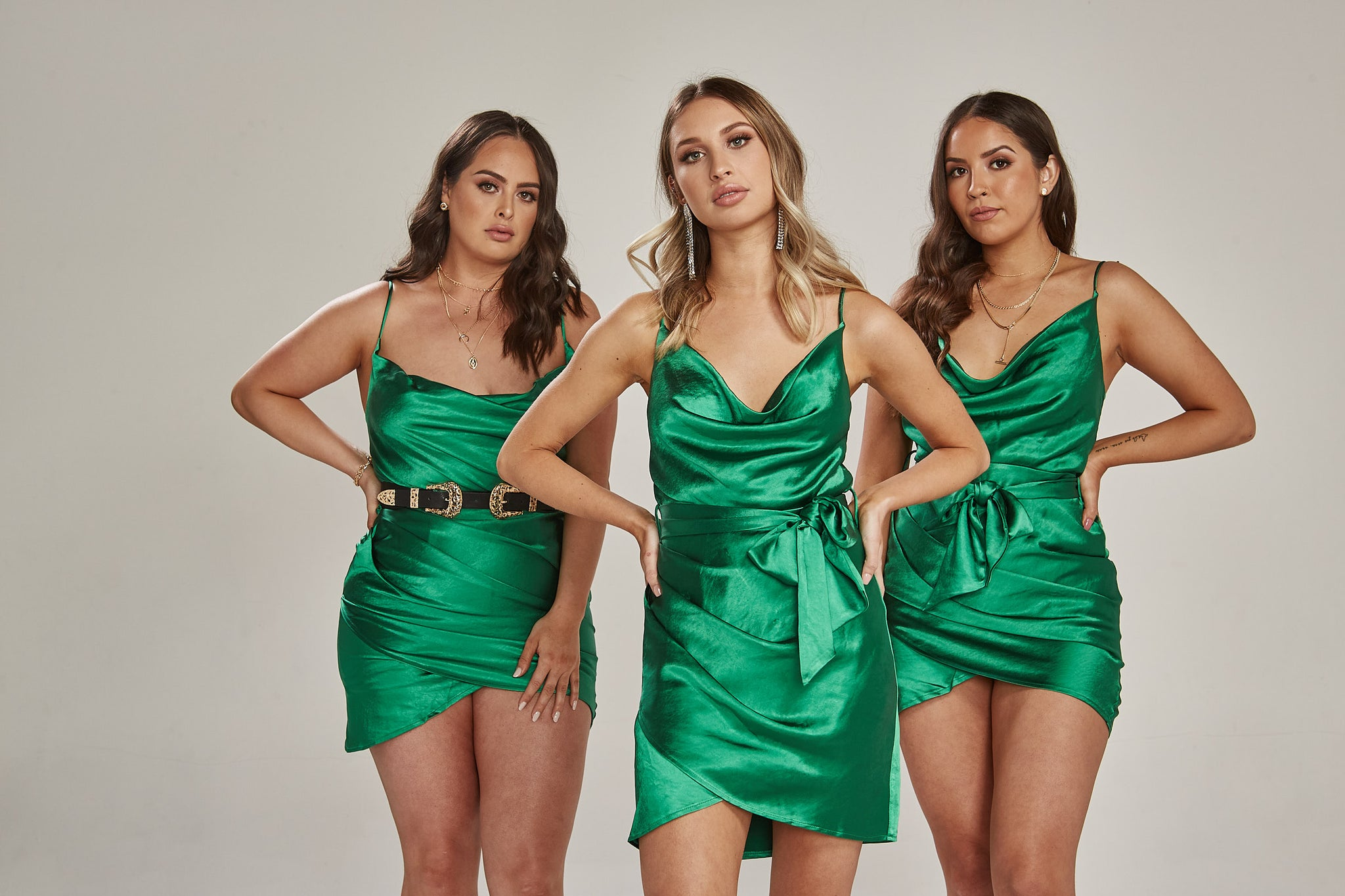The Jade Launch Dress