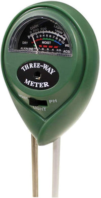 3 Way Air/Soil Meter