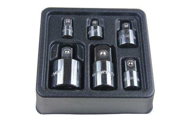 "Bergen 6pc Socket Adapters Set Adaptors 1/4"", 3/8"", 1/2"" & 3/4"" B1160"