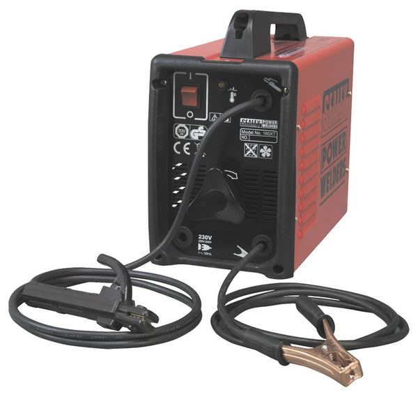 Sealey Arc Welder 160Amp with Accessory Kit 160XT