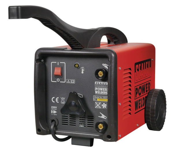 Sealey Arc Welder 180Amp with Accessory Kit 180XT