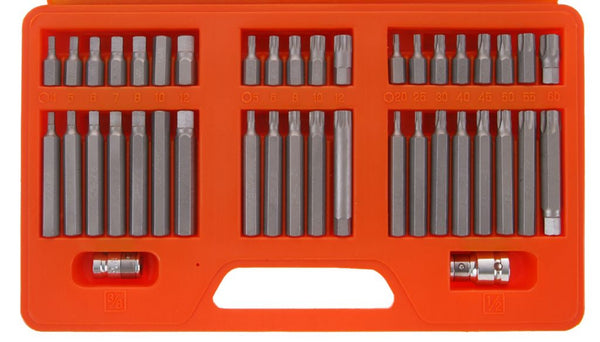 Franklin Tools 40pce Combination Bit Set  4340