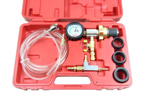 Bergen 6pc Cooling System Vacuum Purge & Refill Kit B5222