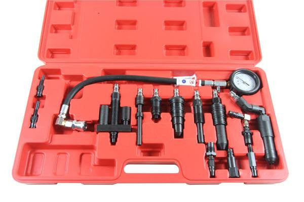 WPI Technic by BERGEN Compression Tester Set Kit For Diesel Engines B5252