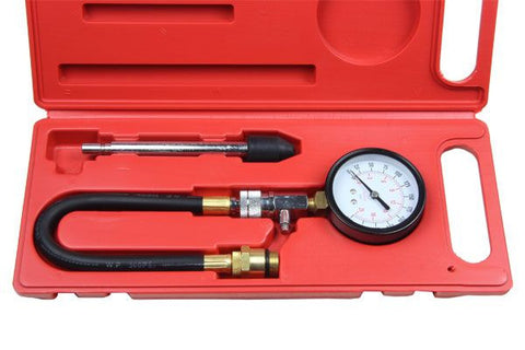 Bergen Compression Tester Set for Petrol Engine Quick B5254