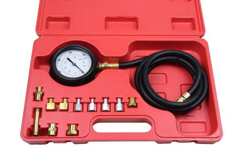 Bergen Automatic Wave-Box Transmission & Engine Oil Pressure Test Gauge B5302