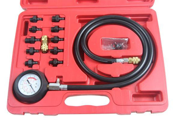 Bergen Engine Oil Pressure Test Tester Kit,Set,Tool, Low Oil Warning Devices