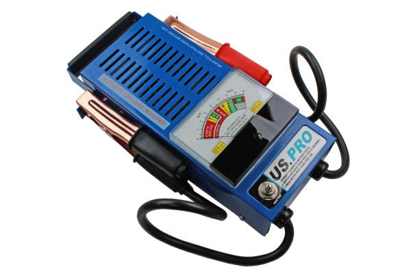 US Pro 6V/12V 100 Amp Battery Load and Charging System Tester B7015