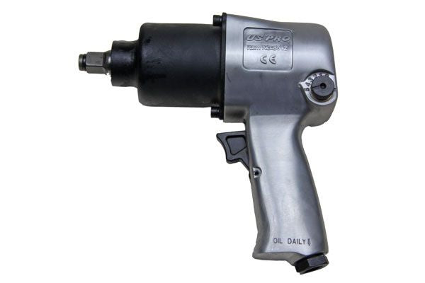 "US PRO by Bergen Air impact wrench Gun 1/2""Dr Max Torque 550NM 406ft/lb B8512"