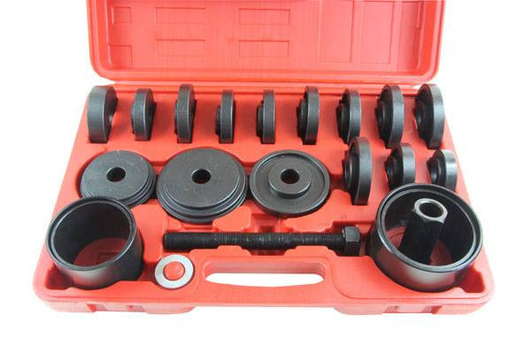 Us Pro FWD Front Wheel Drive Bearing Removal Tool Set Adapters Adaptors