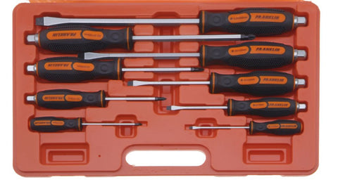 Franklin Tools 9pce S2 Pro Screwdriver Set 6999