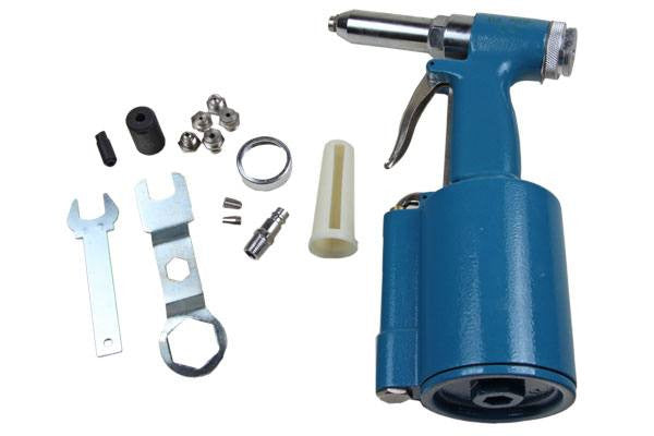US Pro by Bergen Air Riveter Rivet Gun Hydraulic Pneumatic B8304