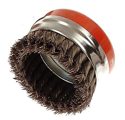Franklin Tools Twisted Knot Brush 100mm Cup 9200