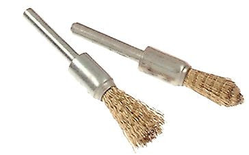 Franklin Tools 2 pce De-Coke Brush Set 9251D