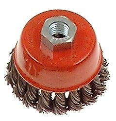 Franklin Tools Twisted Knot Brush - 65mm Cup 9265