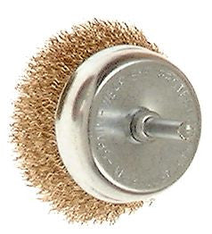 Franklin Tools 65mm Wire Cup Brush 9268D