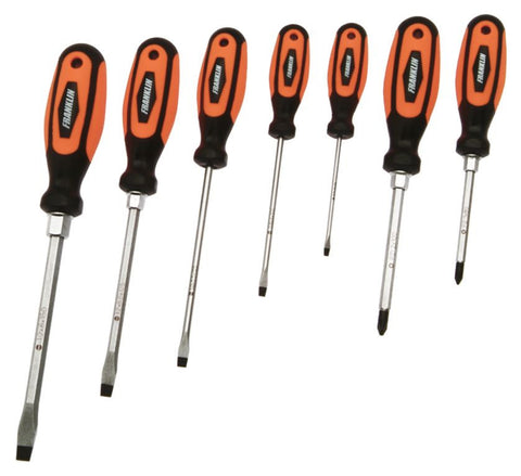 Franklin Tools 7pce  Screwdriver Set 9800