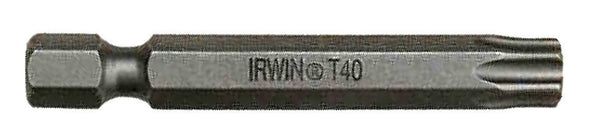 "Franklin Tools Irwin TX40 1/4"" hexagon 50mm (5) A04376"