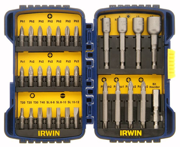 Franklin Tools Irwin 30pce Power Bit Set A04385
