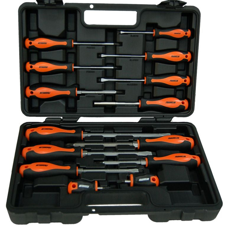 Franklin Tools 14pce S2 Pro Screwdriver Set A9814